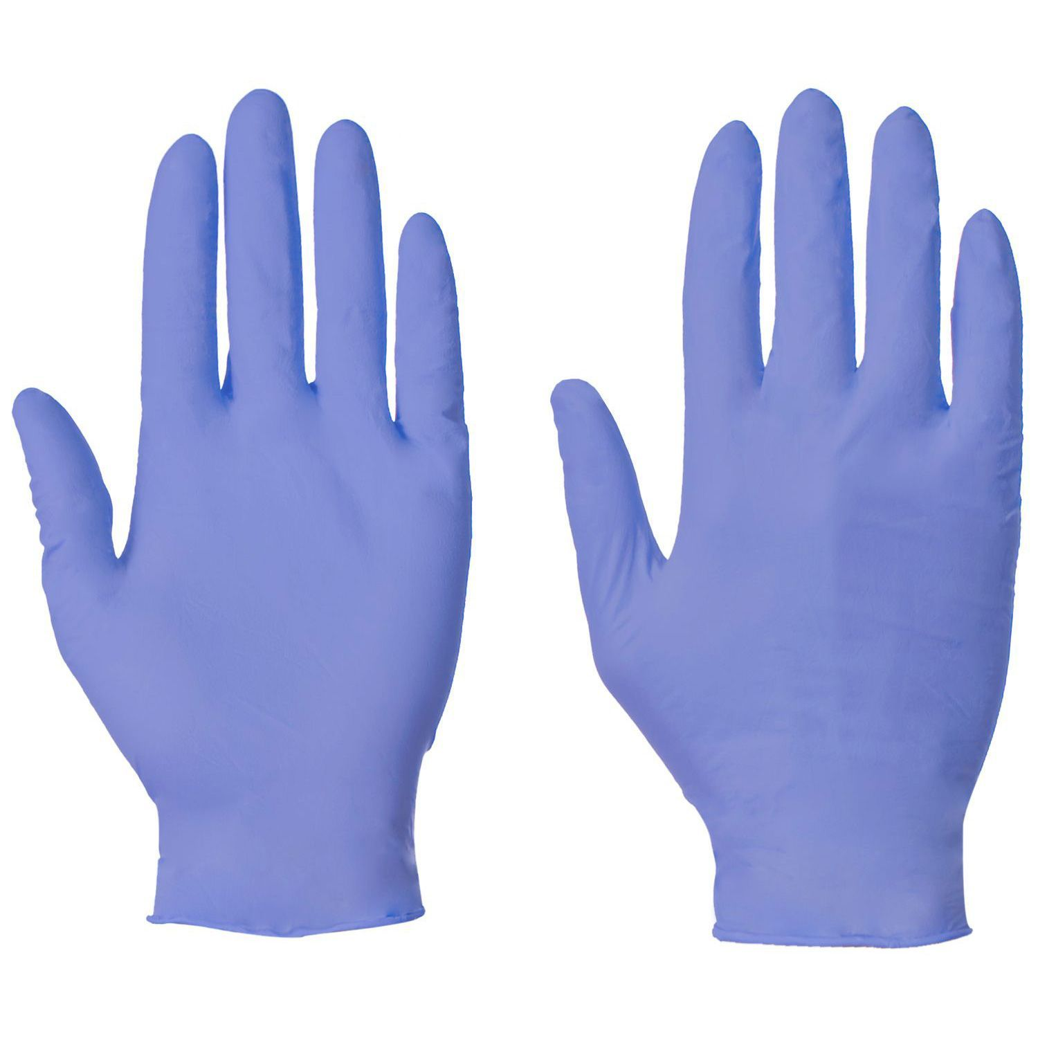 NITRILE GLOVES P/FREE (BOX OF 100)