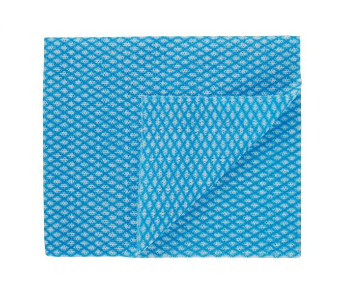 ABBEY HANDY WIPES PACK OF 50 - BLUE
