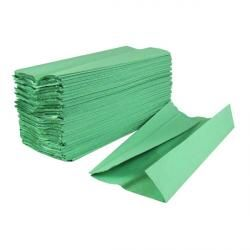 GREEN C FOLD HAND TOWEL 1 PLY 2880 SHEETS PER BOX