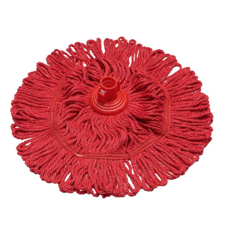 HYGIENE SOCKET MOP 200G NO12 - RED