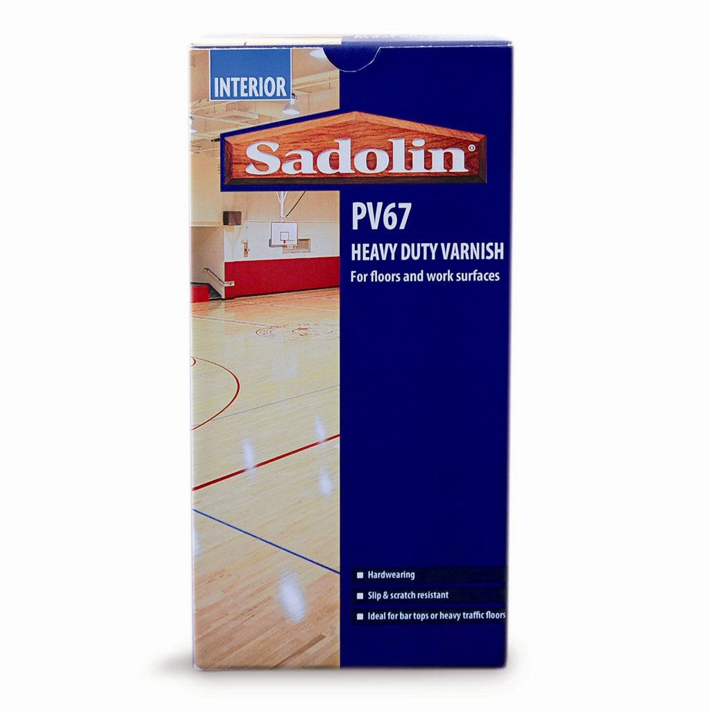 SADOLIN PV67 2 PACK GLOSS INC. ACTIVATOR