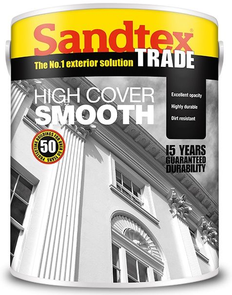 SANDTEX HIGH COVER SMOOTH